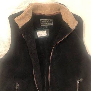 True Grit Black Vest XL